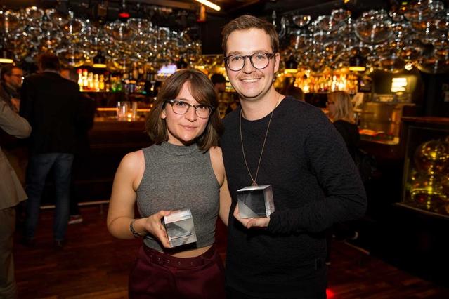 adc_yca_preisverleihung_2015-Die Gewinner Outdoor Emilie Oltramare & Michel Kissling.jpg
